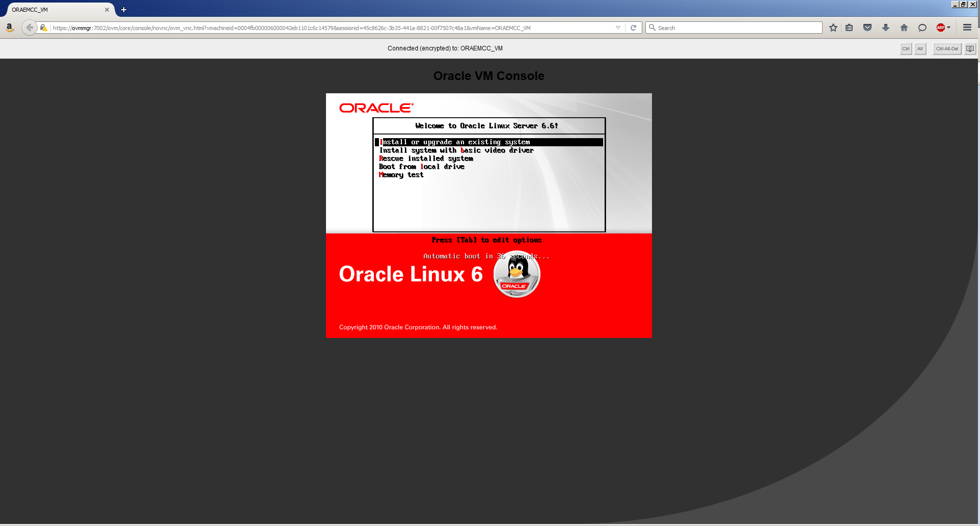 Build Your Own Oracle Infrastructure: Part 6 – Build OEM