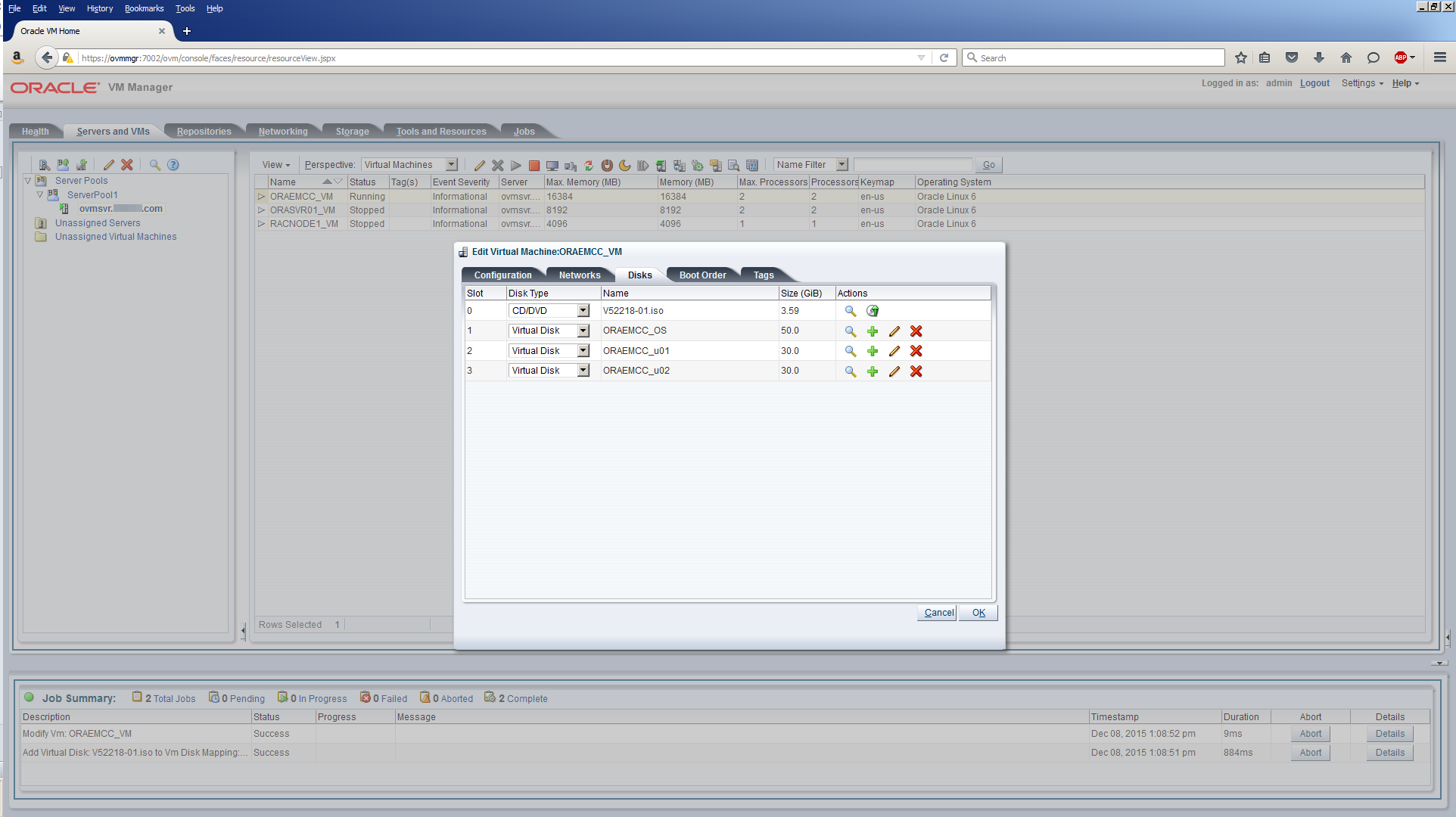 NuDais Consulting LLC – Page 2 – Oracle Database