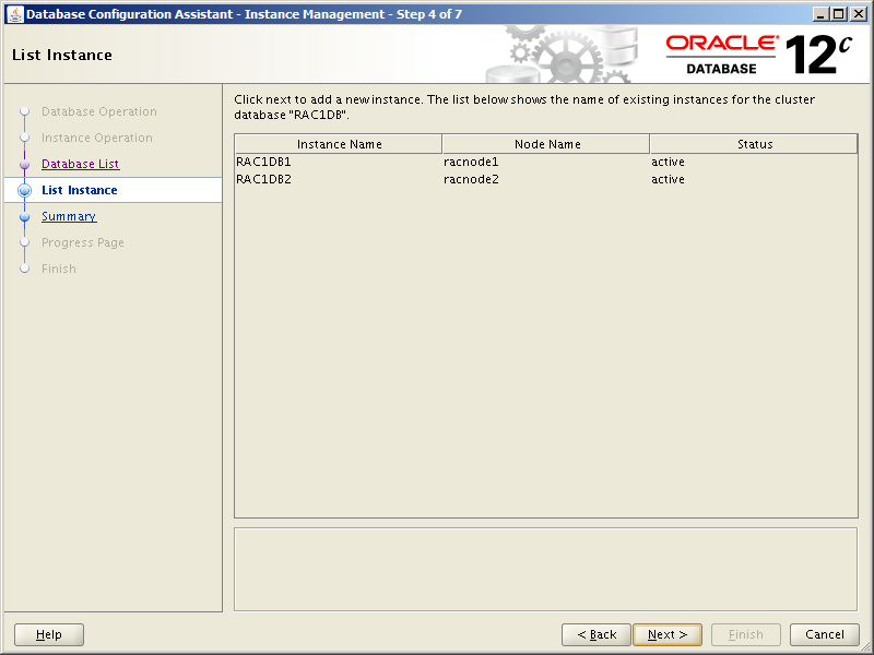 NuDais Consulting LLC – Oracle Database Administration Plus